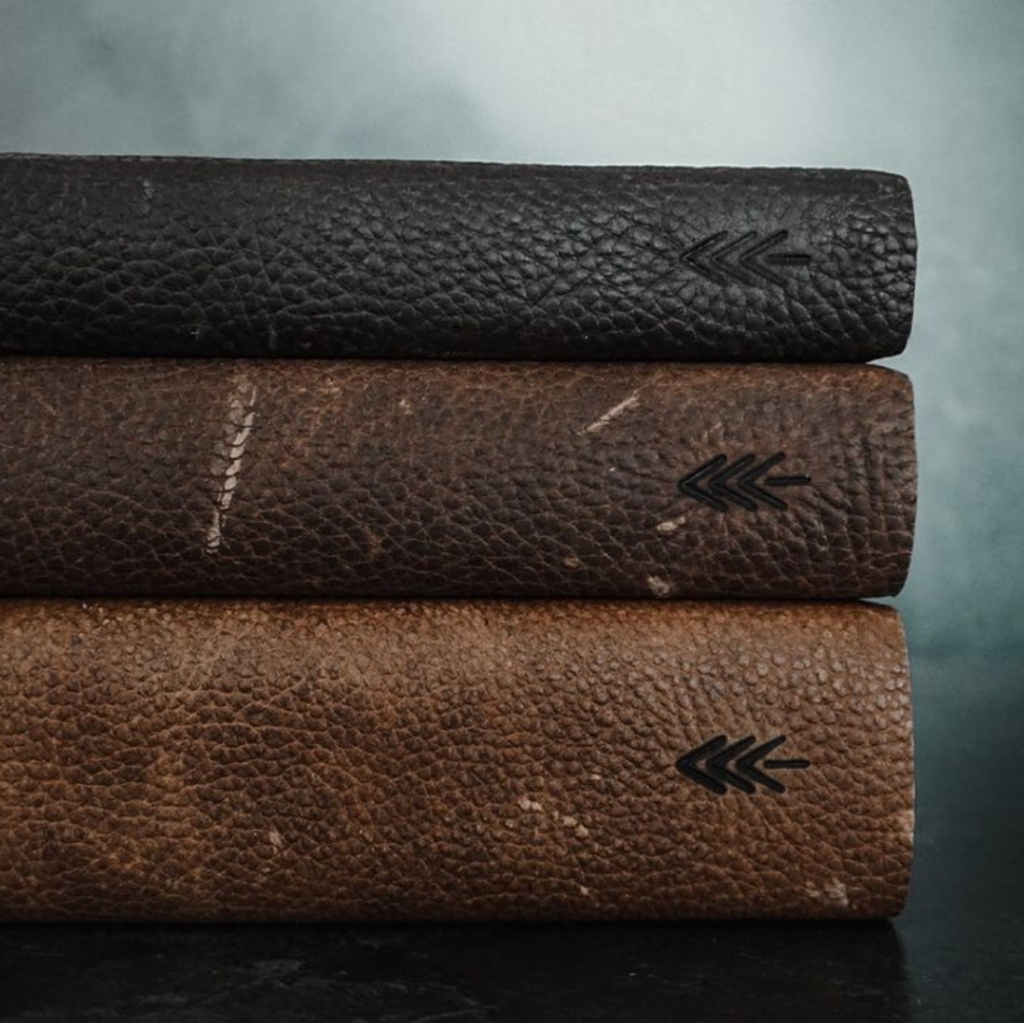 Father's Day Gift Idea for Christian Dads: Brit and Co Leather Bible